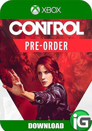 Control Edição de Pré-venda - Xbox One