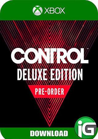 Control Edição Digital de Luxo - Xbox One