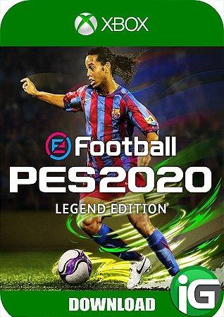 eFootball PES 2020 - Edição Legend - Xbox One