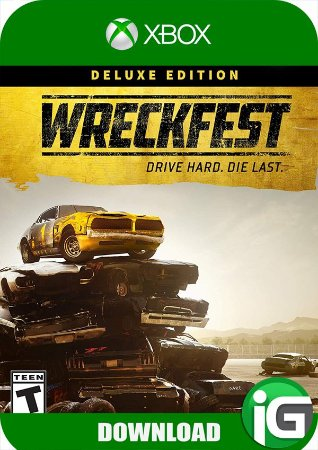 Wreckfest - Edição Deluxe - Xbox One