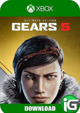 Gears 5 - Edição Ultimate - Xbox One