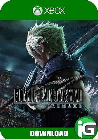 FINAL FANTASY VII REMAKE - Xbox One