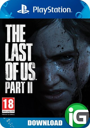 The Last of Us Part II PS4 - Mídia Digital