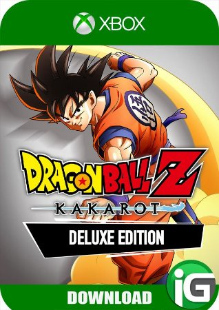 Dragon Ball Z Kakarot - Deluxe Edition - Xbox One