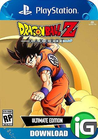 Dragon Ball Z Kakarot - Ultimate Edition - PS4