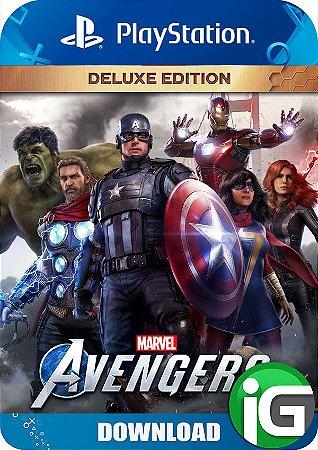 Marvel's Avengers - Edição de Luxo - PS4