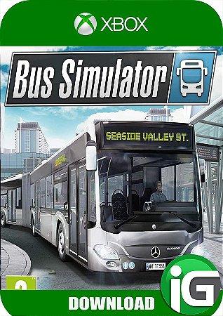 Bus Simulator - Xbox One