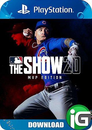 MLB The Show 20 - Edição MVP - PS4