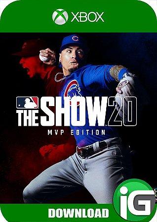 MLB The Show 20 - Edição MVP - Xbox One