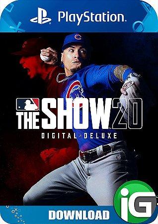 MLB The Show 20 - Edição Deluxe - PS4