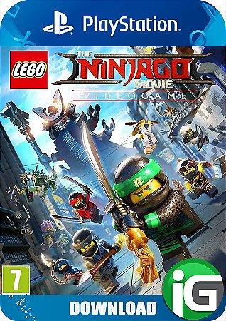 Lego Nijago O Filme: Video Game - PS4