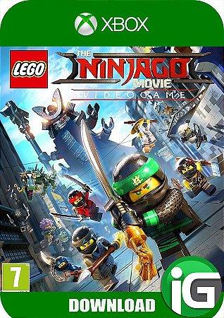 Lego Nijago O Filme: Video Game - Xbox One