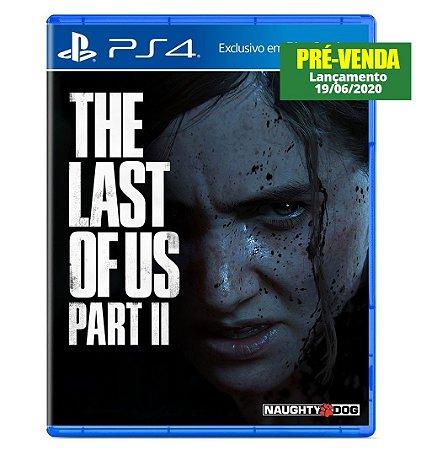 The Last Of Us Part II - Mídia Física - PS4