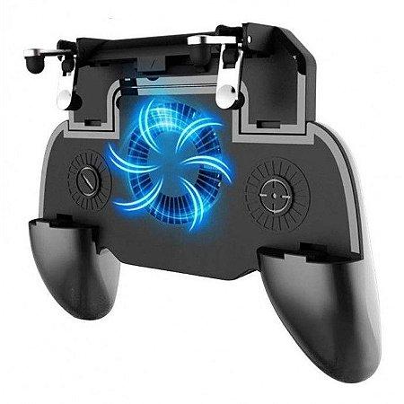 Joystick Gamepad para Smartphone com Cooler - Knup