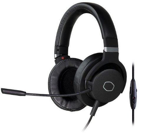 Headset Gamer PS4 Xbox One PC MH751 Cooler Master Preto