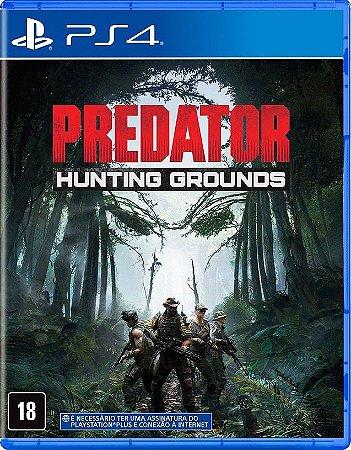 Predator Hunting Grounds PS4 Mídia Física