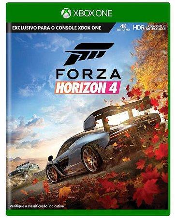 Forza Horizon 4 Xbox One Mídia Física