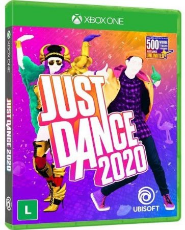 Just Dance 2020 Xbox One Mídia Física