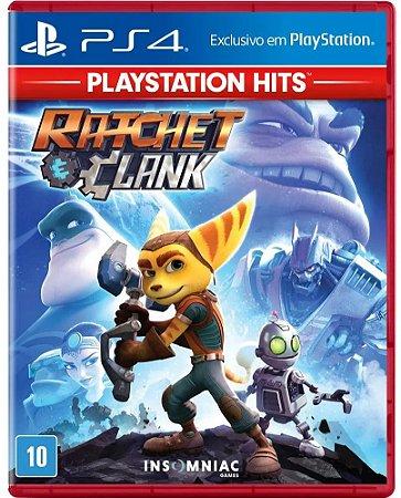 Ratchet E Clank Hits PS4 Mídia Física