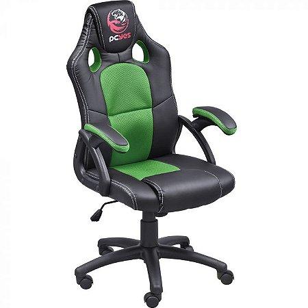 Cadeira Gamer Mad Racer V6 Verde