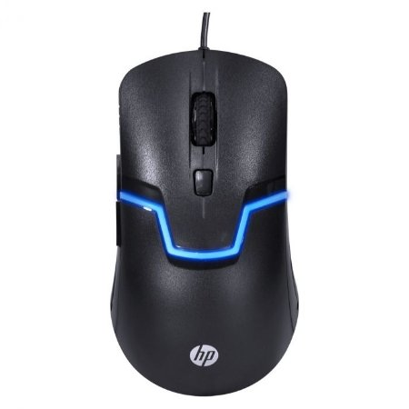 Mouse HP Gamer M100S Black 1000 3200 DPI