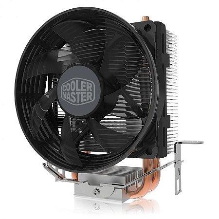 Cooler p Processador Hyper T20 substituto do Blizard Mini T2