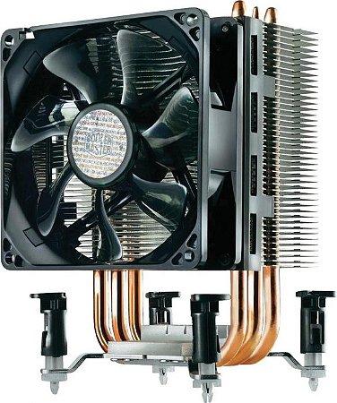 Cooler para Processador Hyper TX3 Evo 1 Ventoinha de 92MM
