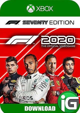 F1 2020 - Seventy Edition - Xbox One