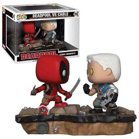 Funko Deadpool vs Cable