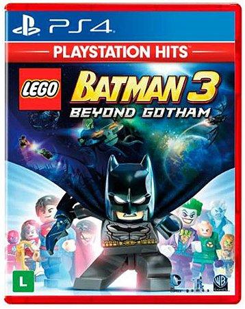 Lego Batman 3 Hits PS4 Mídia Física