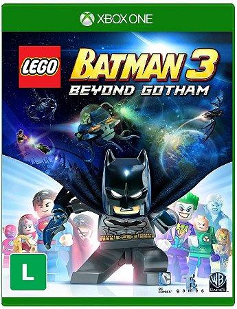 Lego Batman 3 Xbox One  Mídia Física