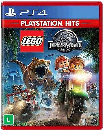Lego Jurassic World Hits PS4 Mídia Física