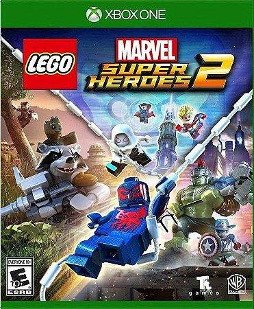 Lego Marvel Super Heroes 2 Xbox One Mídia Física