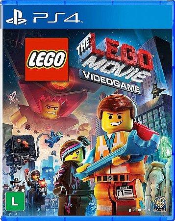 Lego Movie PS4 Mídia Física