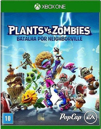 Plant Vs Zombies Batalha por Neighborville Xbox One Mídia Física