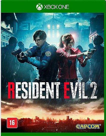 Resident Evil 2 Xbox One - Mídia Física