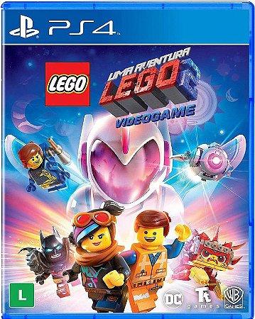 Uma Aventura Lego 2 Videogame PS4 Mídia Física