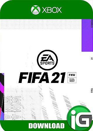 FIFA 21- Edição Standard - Xbox One