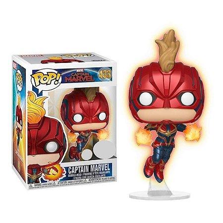 Funko Captain Marvel