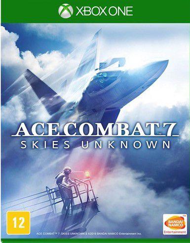 Ace Combat 7 Skies Unknown Xbox One Mídia Física