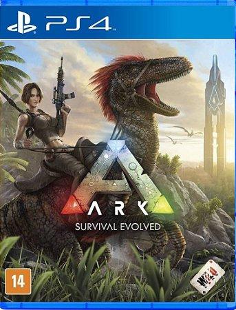 Ark Survival Evolved  PS4 Mídia Física