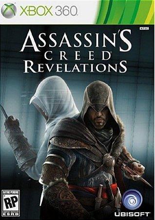 Assassin's Creed Revelations Xbox One Mídia Física