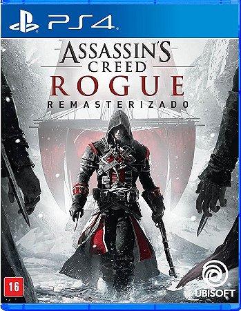 Assassin's Creed Rogue PS4 Mídia Física