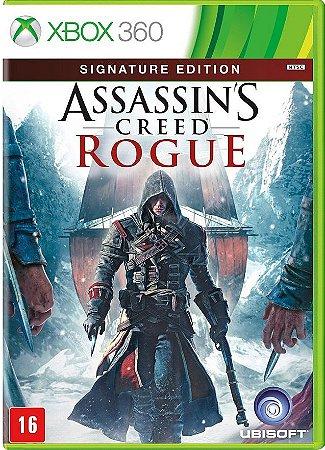 Assassin's Creed Rogue Xbox One Mídia Física