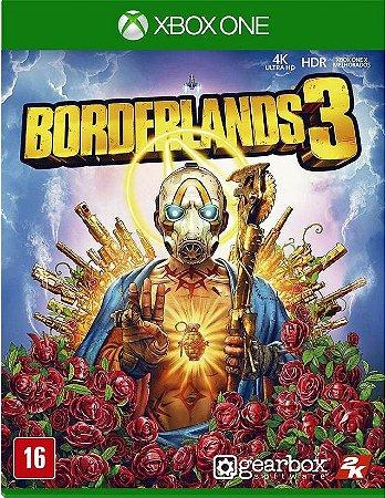 Borderlands 3 Xbox One Mídia Física