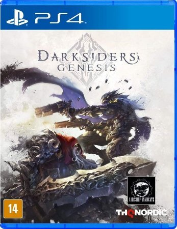 Darksiders Genesis  PS4 Mídia Física