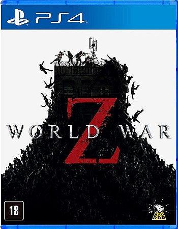 World War Z PS4 Mídia Física