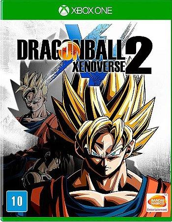 Dragon Ball Xenoverse 2 ED Padrao Xbox One Mídia Física