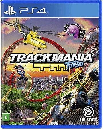 Trackmania Turbo PS4 - Mídia Física