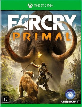 Far Cry Primal Xbox One - Mídia Física